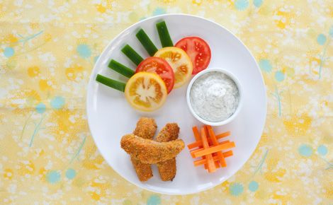 Epicure No-fry Fish Sticks