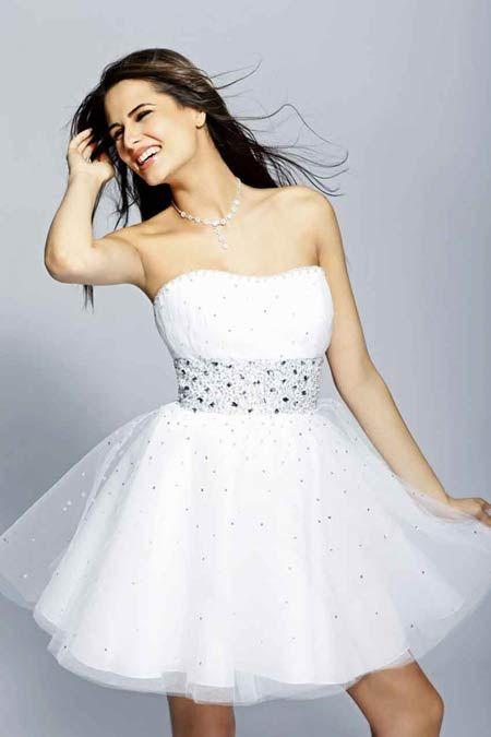 Vestidos De 15 Cortos, Vestidos 15Años, Trajes, Vestidos Blancos, Vestidos Hermosos, 15 Elegantes, Vestidos Cande, Años Blancos, Bonitos Cortos