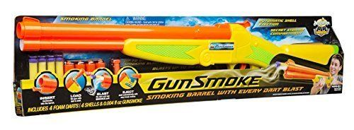 Buzz Bee Toys Air Warriors Gunsmoke Dart Launcher with Smoking Barrel by Buzz Bee, Toys & Games - Amazon Canada