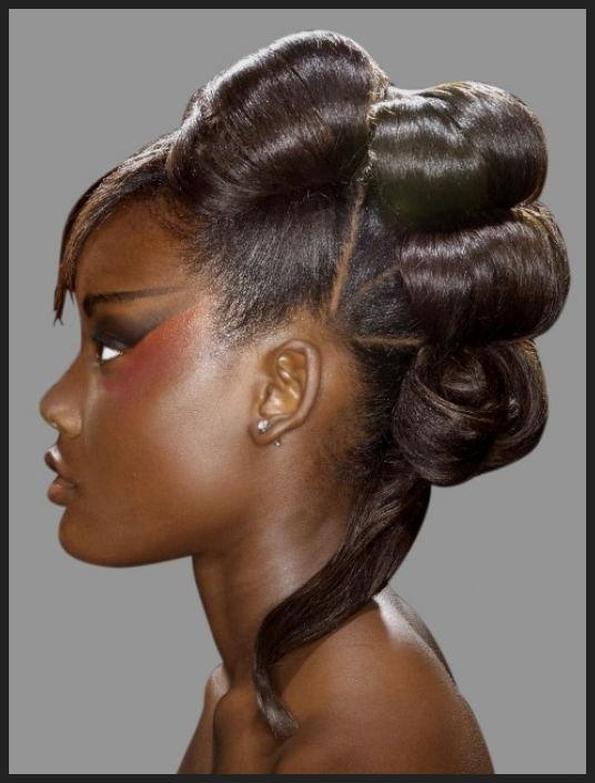 Hairstyles For Black Women Best Hair Style | Hairstyles | Pinterest