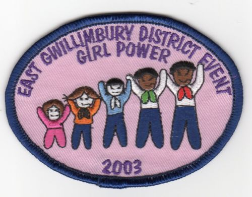 GGC-EAST-GWILLIMBURY-DISTRICT-ONT-Patch-Badge-Discontinued-Guides-Canada-Scouts