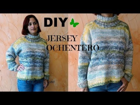 jersey manga rangla:diy - YouTube