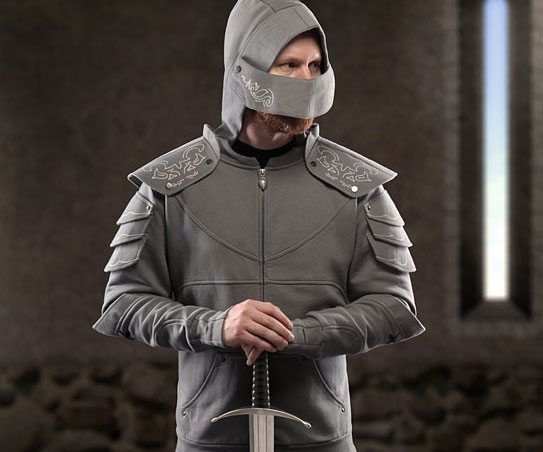 Medieval Knight Hoodie - https://tiwib.co/medieval-knight-hoodie/ #Clothing, #Costumes #gifts #giftideas #2017giftideas #xmas