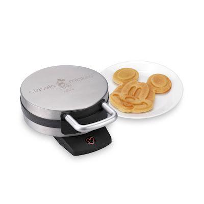 Disney Mickey Mouse Máquina de Waffle