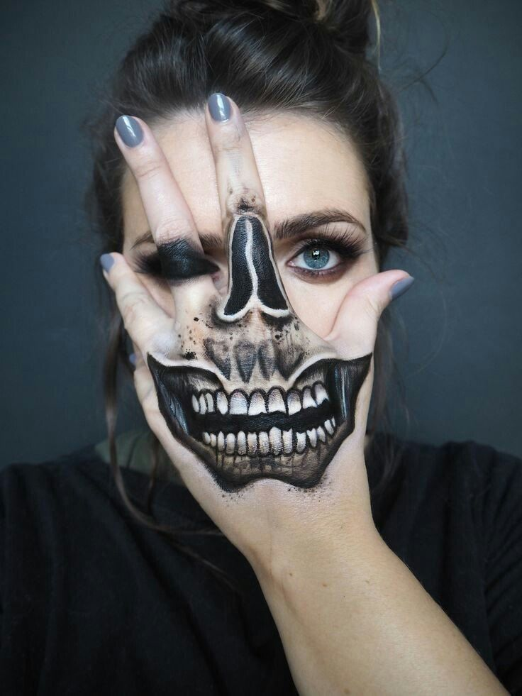 Hand Mouth Tattoo : mouth, tattoo, Tattoo