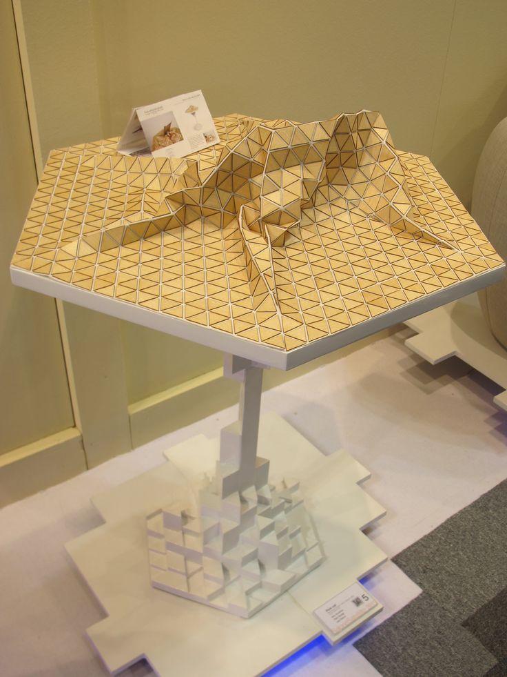 The Tetris Table Top  [Kongju National University Furniture Design]