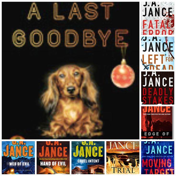 J.a. Jance Novels 1000+ images ab...