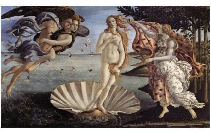 La minute Culturelle: La Naissance de Vénus - le Plus