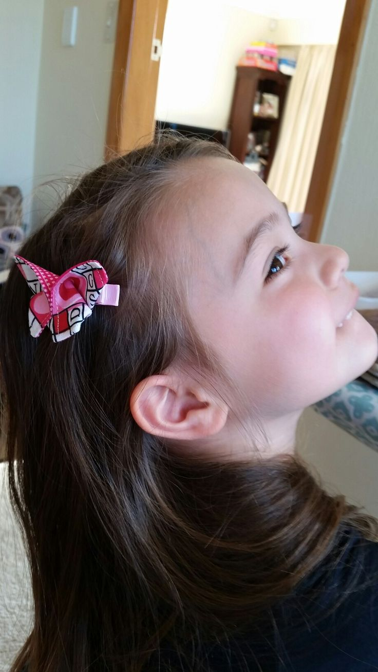 Sew Mama's ORIGAMI Butterfly Hair Clip♡