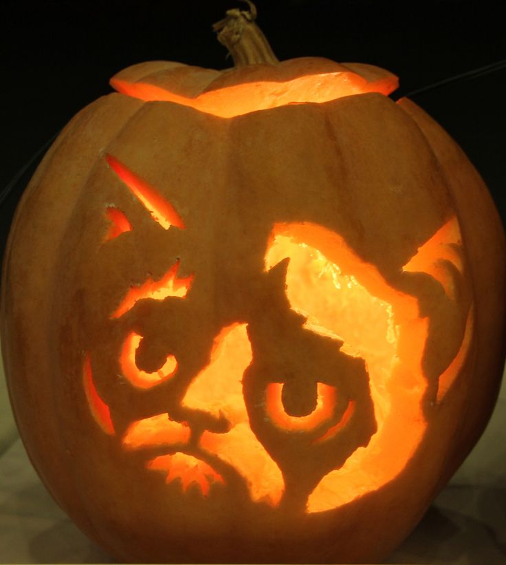 Grumpy cat pumpkin carving stencils Cat pumpkin carving patterns