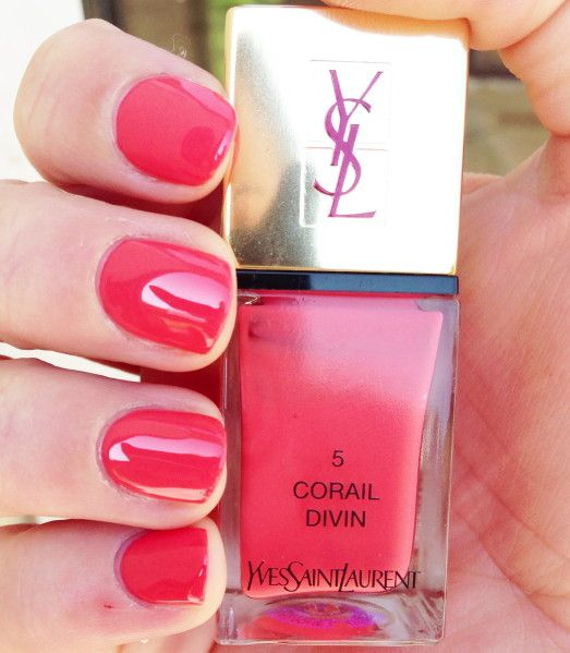 10 Best Images About YSL Nail Polish Lacquers Yves Saint