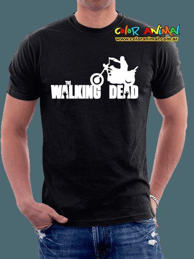 Dixon Bike The Walking Dead - Comprar en Color Animal