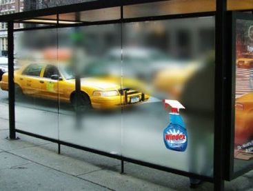 Street Marketing for Windex
