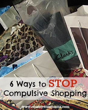 6 Ways to Stop Compulsive Shopping | Are you spending too much money?