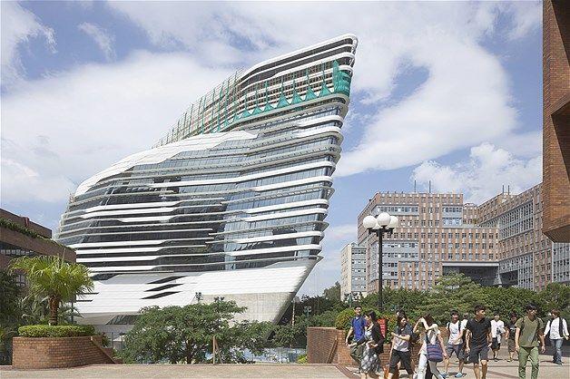 La Torre Innovación, en Kowloon, Hong Kong