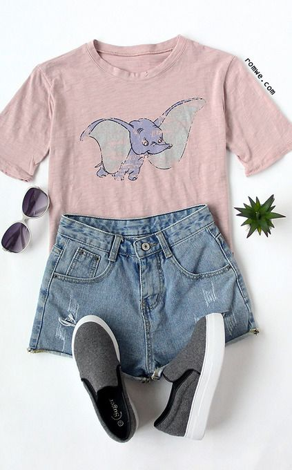 Best 25+ Cute disney outfits ideas on Pinterest | Disney outfits Disney vacation outfits and ...