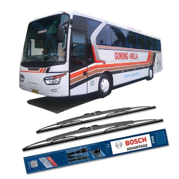 """Bosch Sepasang Wiper Kaca Mobil Bus/Bis Tipe Legacy Advantage 28"""" & 28"""" - 2 Buah/Set  Umur Pakai & Daya Tahan Lebih Lama Penyapuan kaca yang senyap Performa Sapuan Optimal Instalasi Mudah & Cepat Original Produk Bosch  http://klikonderdil.com/with-frame/1189-bosch-sepasang-wiper-kaca-mobil-mobil-busbis-tipe-legacy-advantage-28-28-2-buahset.html  #bosch #wiper #jualwiper #bislegacy"""