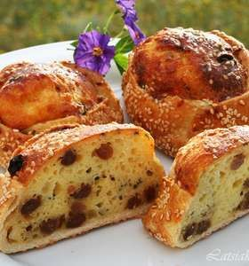 Flaounes Recipe, traditional recipe from Cyprus, courtesy of  My Greek Dish.