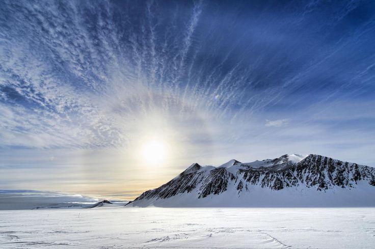 Did you know that Antarctica was once as warm as modern-day California?