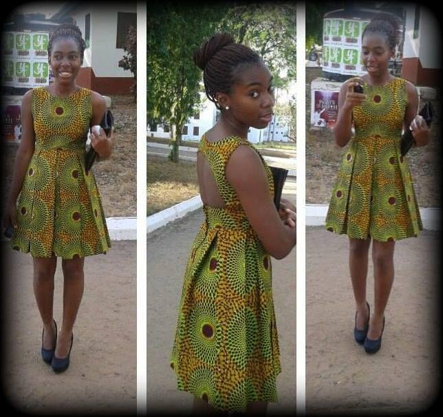 Les Robes Volantes - Le Pagne Dans Toute Sa Splendeur: African Fashion, African Dresses, African Beautyful