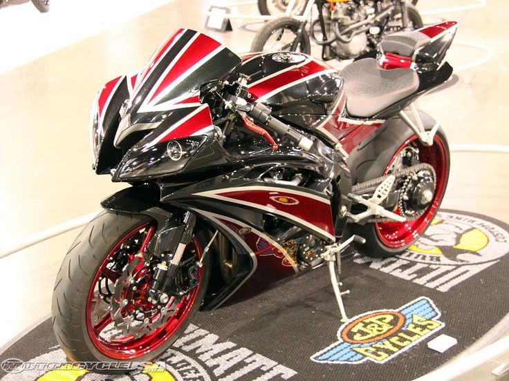The Ultimate Builder Custom Bike Show presented by J&P Cycles matches the best custom bike builders in the country against one another as it tours the U.S. in conjunction with the International Motorcycle Shows.