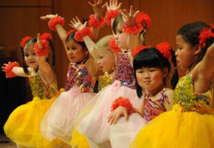 Portland's International School offers Oregon's first elementary International Baccalaureate program.
