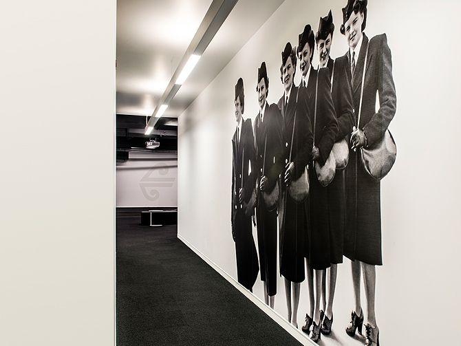 NEW WORK / Air New Zealand - Aaron Pollock