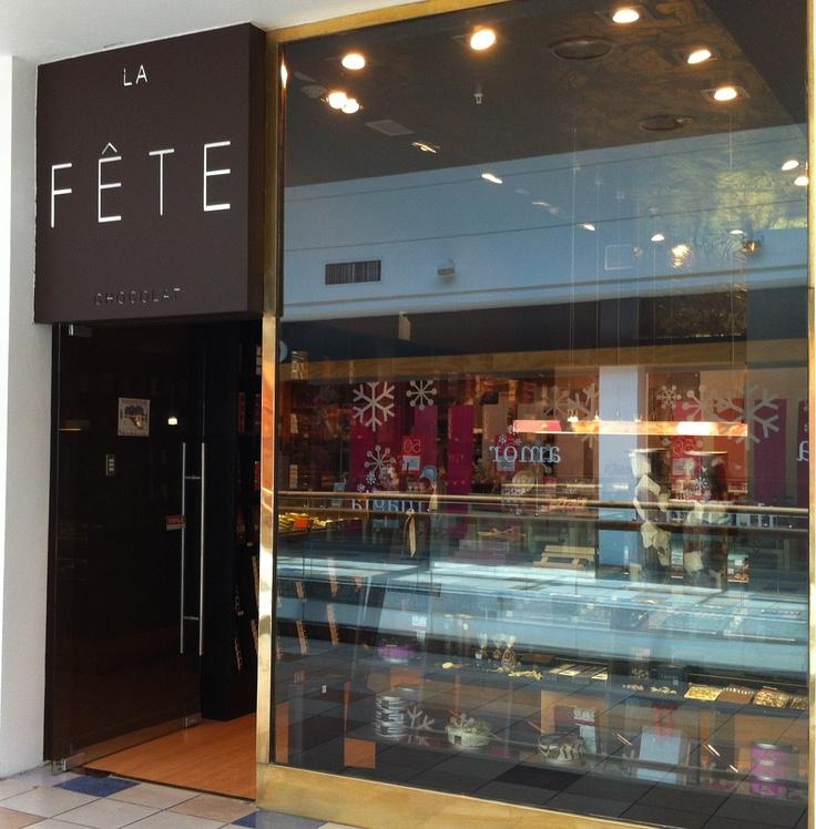 La Fête Chocolat Antofagasta.  Mall Plaza, Local 279, Antofagasta