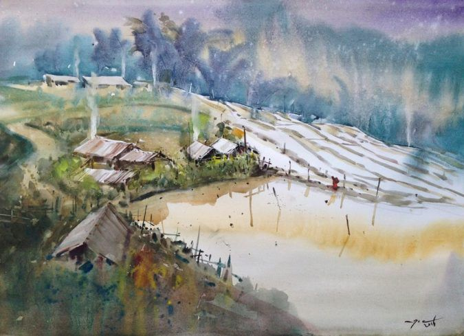 Top 10 Greatest Watercolor Artists Worldwide Watercolor Artists