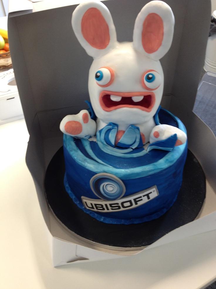 Cake @ Ubisoft Belgium