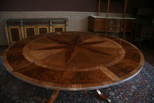 https://i.pinimg.com/736x/09/3e/f3/093ef33d8e7c2eb9906576e2e31b56e6--round-dining-room-tables-dining-table-design.jpg