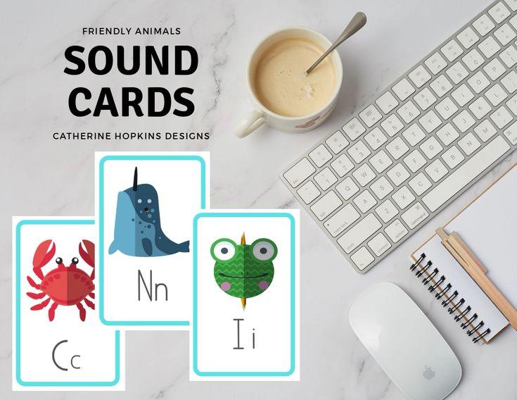 Letter Sounds Card