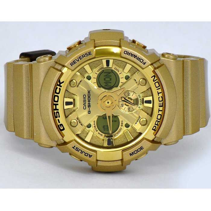 Mens Watch-Light Gold