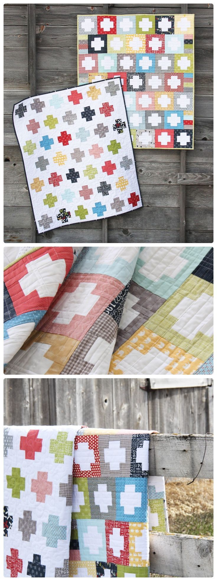Inside Out Plus Quilts