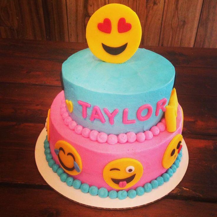 Cake Designs Emoji : 17 Best ideas about Emoji Cake on Pinterest Birthday ...