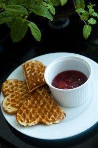 Norwegian waffles (again...and again and again and again!!!)