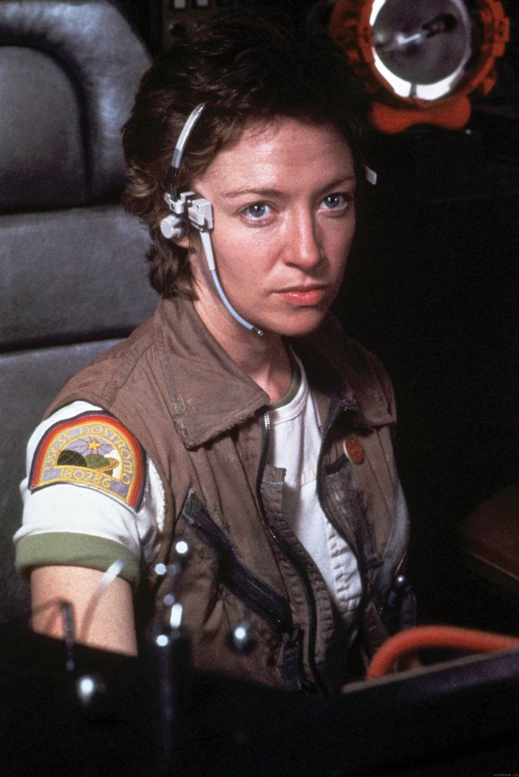 "Veronica Cartwright as Lambert from Alien (1979): ""That's not our system.."" ""I know that..."""