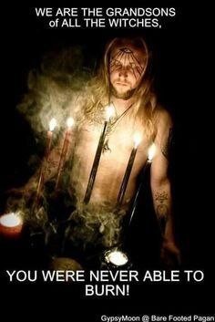 Article on becoming a male witch We cannot forget about the men!
