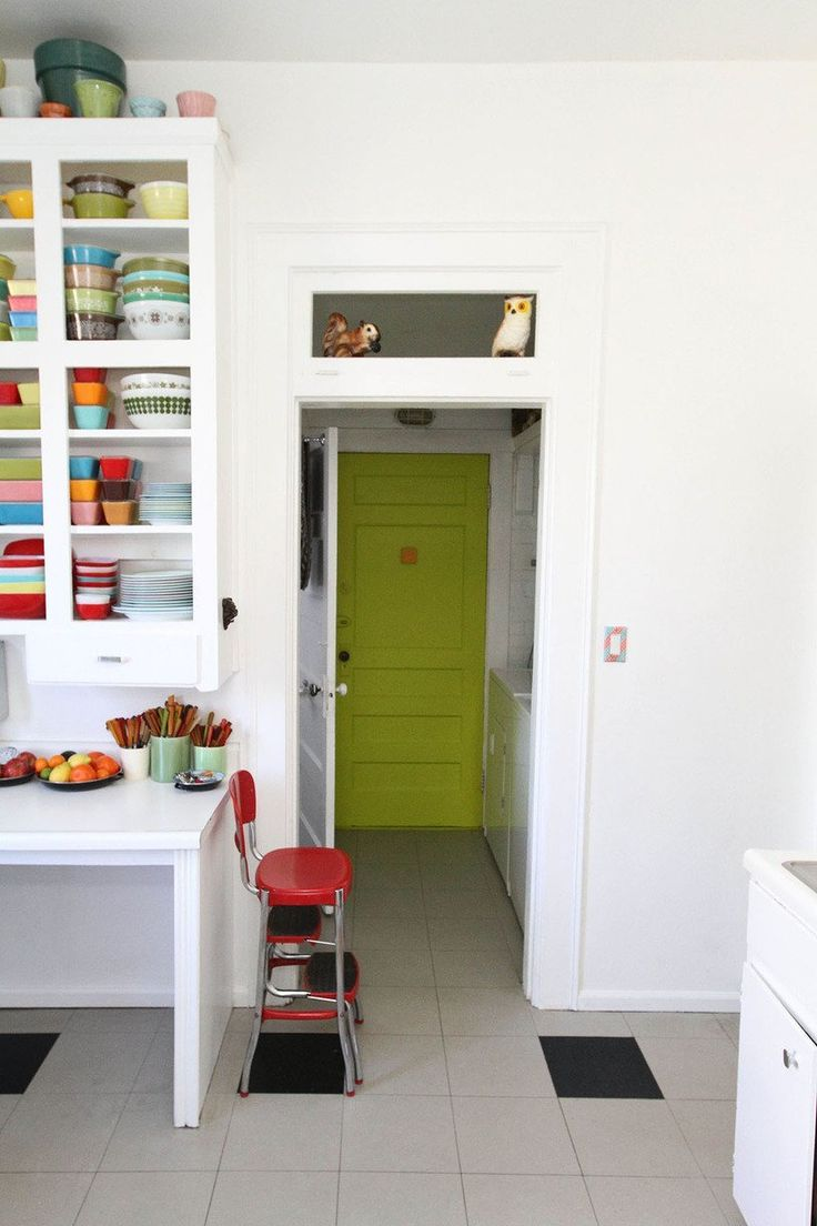 A Colorful Collected Denver Home