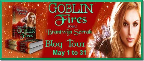 Book Talk Reviews: Blog Tour & Giveaway for 'Goblin Fires' (Chronicle...