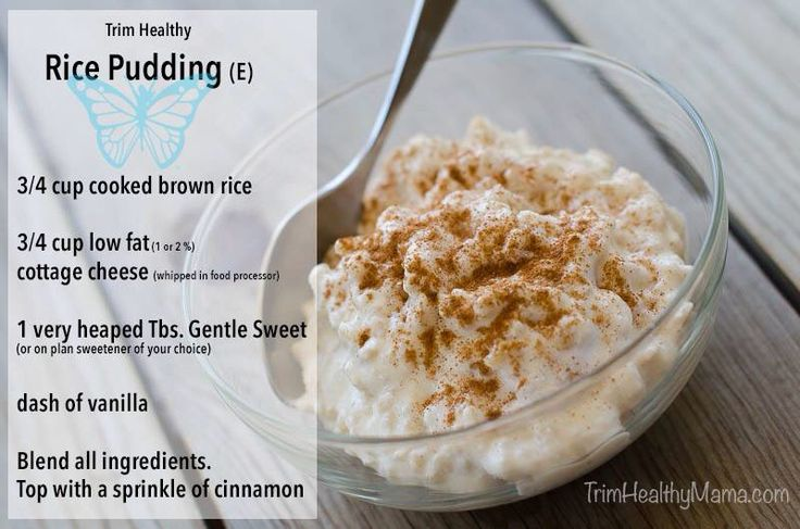 THM Food in   Pudding force    canada Puddings   Rice air Rice Puddings  Rice and   price E