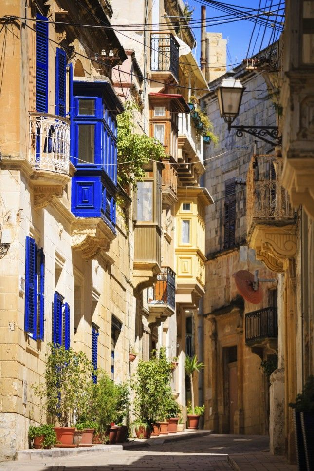 The Top Spring Break Destinations for 2016 via Brit + Co  3. Valletta, Malta: South of Italy, in the brilliantly blue waters of the Mediterranean, sit the islands of Malta. With centuries-old buildings worthy of a movie set, it's no wonder Angelina and Brad shot their last film, By the Sea here. Since the capital of Valletta is turning 450 this year, it's the perfect excuse to visit.