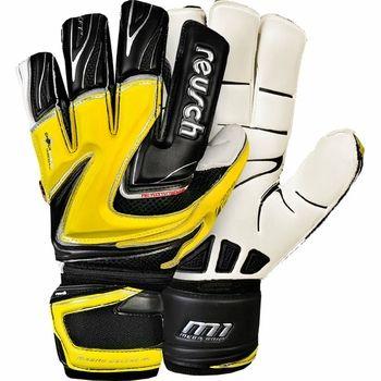 Best selling! Reusch Magno Deluxe M1 Ortho-Tec Soccer Goalie Gloves - $129.99