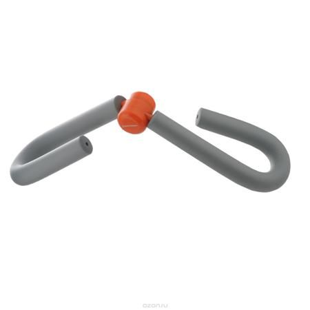 """Эспандер """"Easy Body"""", цвет: серый. 0848CP  — 360 руб.  —  Эспандер """"Easy Body"""" с мягкими рукоятками предназначен для укрепления мышц бедра, голени, ягодиц, рук и груди. Использование эспандера укрепит ваши мышцы и улучшит рельефы тела."""
