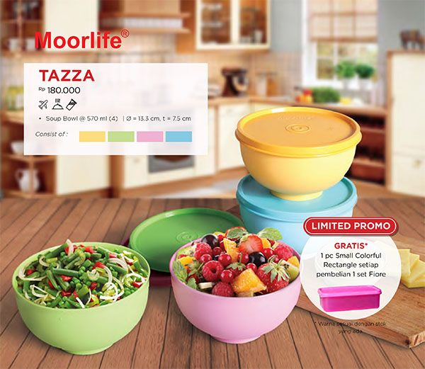 Moorlife Tazza FREE 1 Small Rectangle