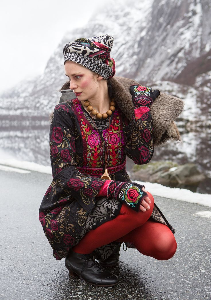 """""""Mette"""" blouse in eco-cotton – Norway – GUDRUN SJÖDÉN – Webshop, mail order and boutiques 