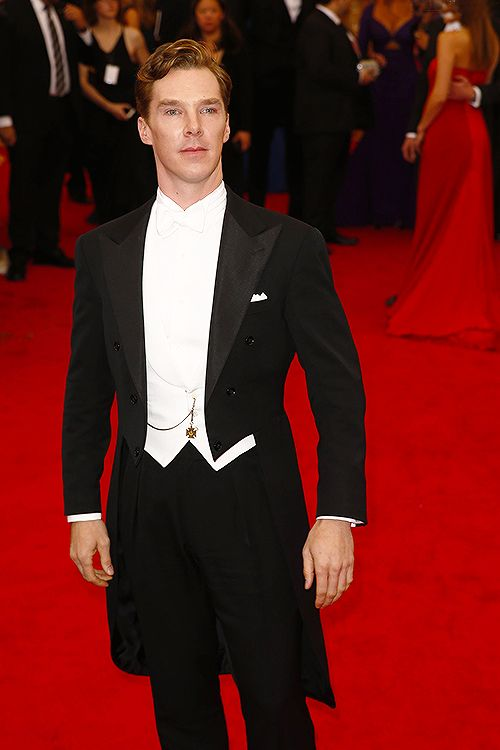 White tie & tails...on this man.  It doesn't get any more handsome than that. ♥ ||<----Totally and utterly agree