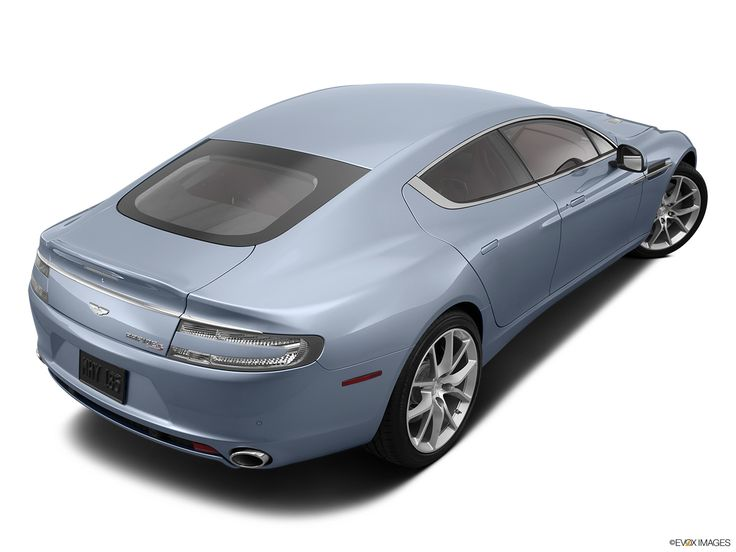 2014 Aston Martin Rapide S Sedan Automatic