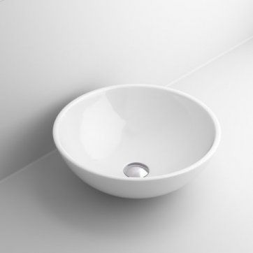 Puro Counter Top Basin [PT-CA1001] - £99.99 : Platinum Taps & Bathrooms