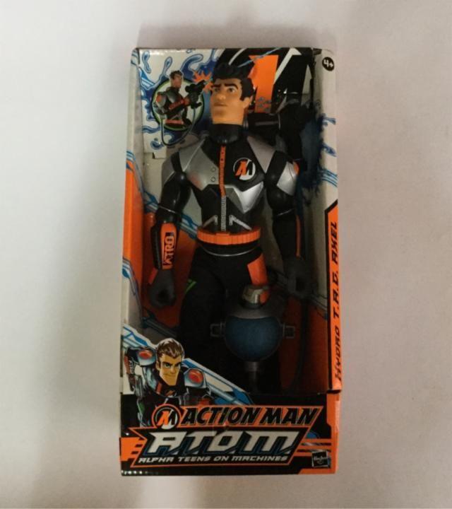 Action Man Atom Hydro Axel